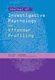 Journal of Investigative Psychology and Offender Profiling (JIP2) cover image