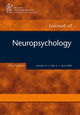 Journal of Neuropsychology (JNP) cover image
