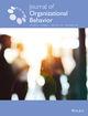 Journal of Organizational Behavior (JOB) cover image