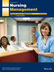 Journal of Nursing Management (JONM) cover image