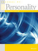 Journal of Personality (JOPY) cover image
