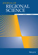 Journal of Regional Science (JORS) cover image