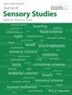 Journal of Sensory Studies (JOS3) cover image