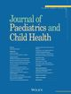 Journal of Paediatrics and Child Health (JPC) cover image
