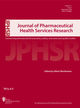 Journal of Pharmaceutical Health Services Research (JPH4) cover image