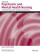 Journal of Psychiatric and Mental Health Nursing (JPM) cover image