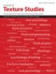 Journal of Texture Studies (JTX3) cover image