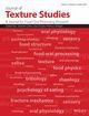 Journal of Texture Studies (JTX3) cover image