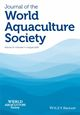 Journal of the World Aquaculture Society (JWA3) cover image