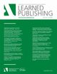 Learned Publishing (LEAP) cover image