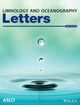 Limnology and Oceanography Letters (LOL2) cover image