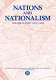 Nations and Nationalism (NANA) cover image