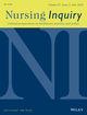 Nursing Inquiry (NIN2) cover image