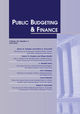 Public Budgeting & Finance (PBAF) cover image
