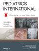 Pediatrics International (PED2) cover image
