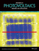 Progress in Photovoltaics: Research and Applications (PIP) cover image