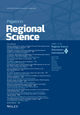 Papers in Regional Science (PIR3) cover image