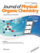 Journal of Physical Organic Chemistry (POC2) cover image