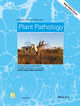Plant Pathology (PPA) cover image