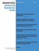 Perspectives on Sexual and Reproductive Health (PSR3) cover image