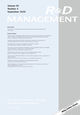 R&D Management (RADM) cover image