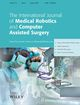 The International Journal of Medical Robotics and Computer Assisted Surgery (RCS2) cover image