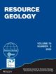 Resource Geology (RGE) cover image