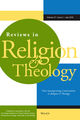 Reviews in Religion & Theology (RIRT) cover image