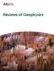 Reviews of Geophysics (ROG3) cover image