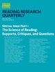 Reading Research Quarterly (RRQ) cover image