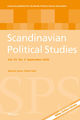 Scandinavian Political Studies (SCPS) cover image