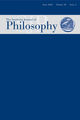 The Southern Journal of Philosophy (SJP) cover image