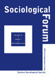 Sociological Forum (SOCF) cover image