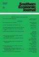 Southern Economic Journal (SOEJ) cover image