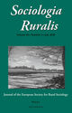 Sociologia Ruralis (SORU) cover image