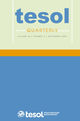 TESOL Quarterly (TESQ) cover image