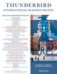 Thunderbird International Business Review (TIE) cover image