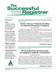 The Successful Registrar (TSR) cover image