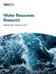 Water Resources Research (WRC3) cover image