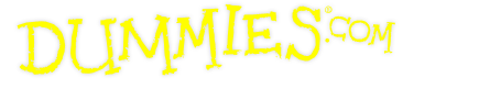 Dummies.com - Making Everything Easier
